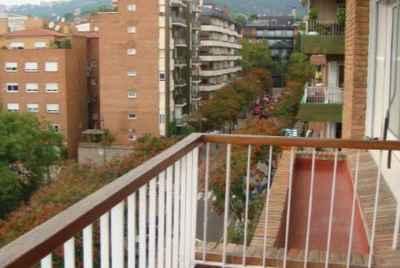 Квартира с террасой в 200м2 в одном из самых престижных районов Барселоны